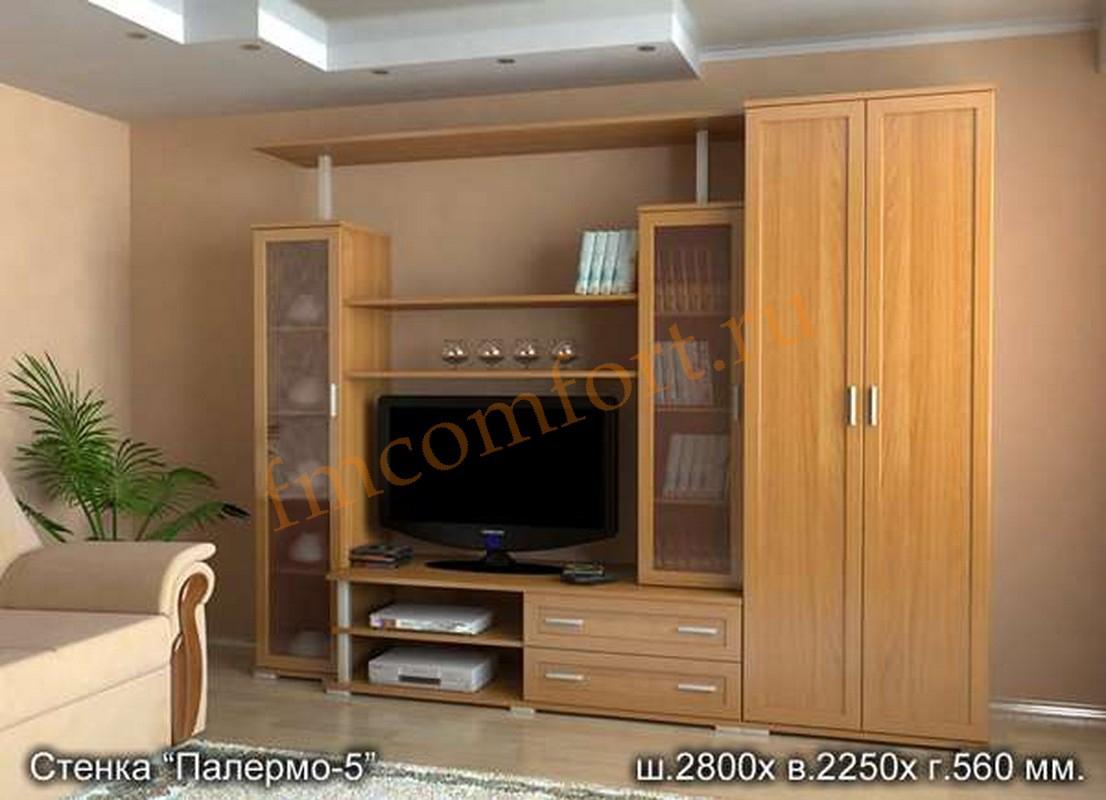 Стенка палермо 5 - такая мебель купить мебель из дсп в москв.