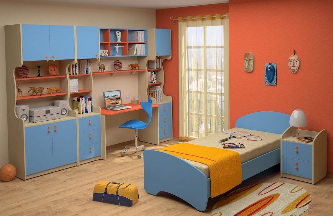 """Модульная детская мебель """"миа"""". фабрика софтформ: - варианты."""