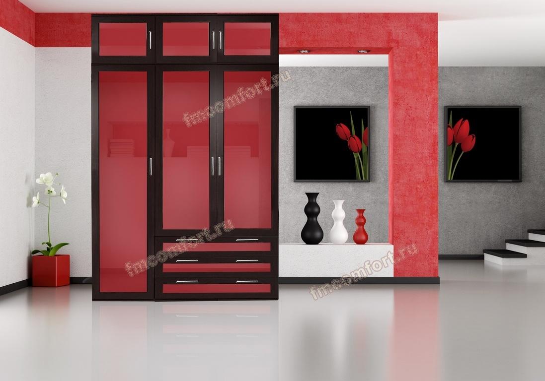 Фасады шкафов - классификация какой выбрать.