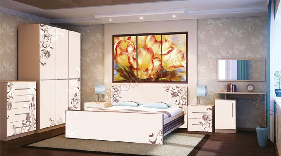 Спальня глянец-8 - купить дешево от производителя! каталог: .