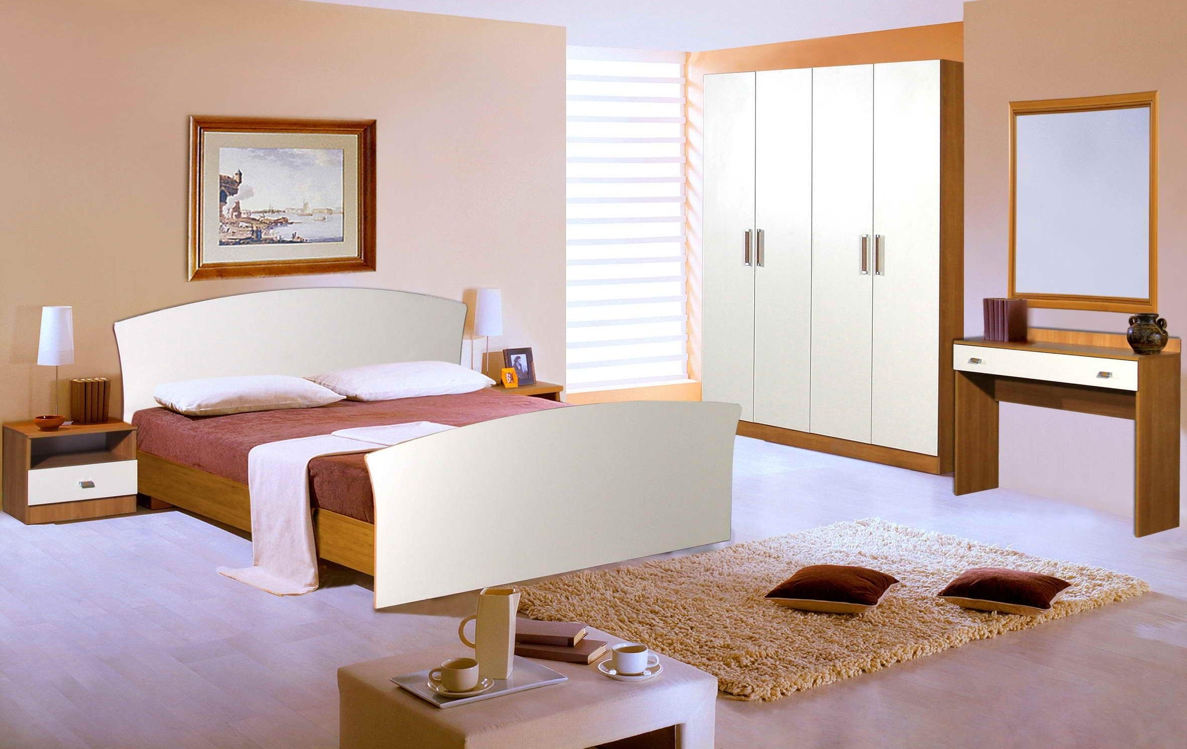 Современная мебель для спальни в москве.