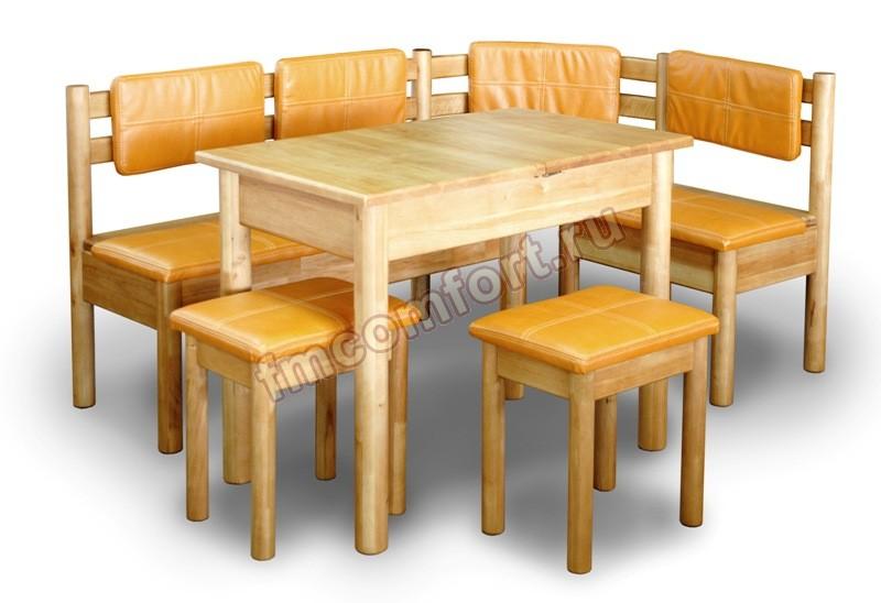 Фабрика мебели Комфорт Кухонный уголок Рос-25